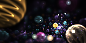 A Cosmic Game of Marbles by RationalParadox