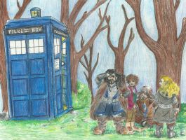 :.:The Whobbit:.:An Unexpected Visit:.: by GeeKy-AfAkAsi-NiNjA