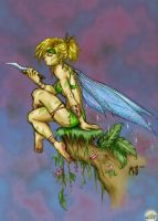 Tink Colors Collab by WinterFlightDesign