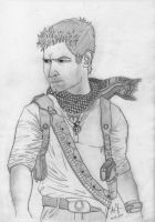 Nathan Drake by Dead-Standing-Tree