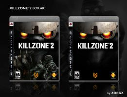 Killzone 2 Box Art by ZorgZ