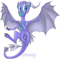 AH YES, DRAKO IS QUITE BLUE by A7XSparx
