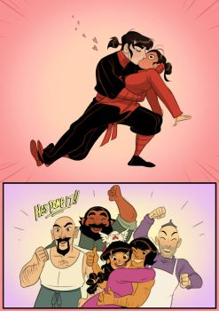 Pucca: WYIM Page 208 by LittleKidsin