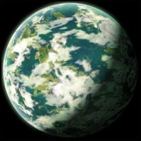 Green Planet by eclecticmuse