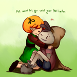 .: Hope you feel better :. by Finni-NF