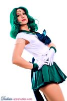 Super Sailor Neptune by etaru