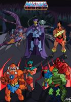 Masters of the universe Evil Warriors by Granamir30