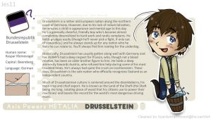 APH - Drusselstein Profile by InvaderJes11