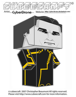 Cubeecraft - Clu by CyberDrone