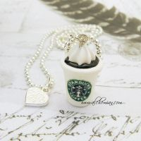 Starbuck necklace by AlchemianShop
