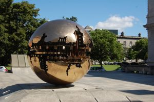 Metal ball object1 by Frani54
