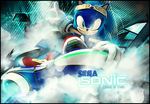 Sonic by aikican