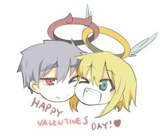 Coin and Flour - Happy Valentines Day by Power-J