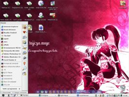 My desktop, another one... by Meow-chi