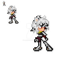 Susan the porcupine (Sonic Boom Style) by FlamingInfernoX