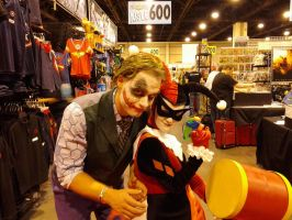The Best Moment of my Life Hero Con NC 2013 by Jokers-Jester