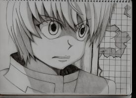 Kurapika by GhostH0002
