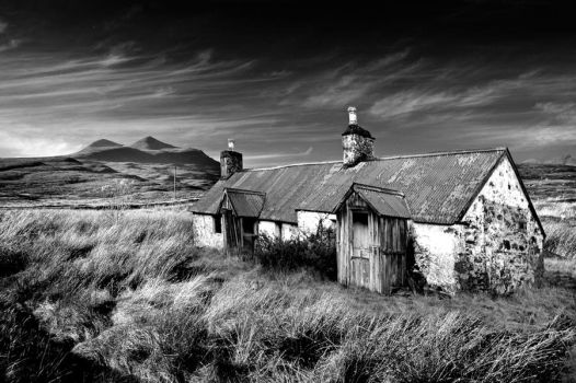Drovers Cottage by TonyD3