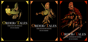 Order of Tales Covers by devilevn