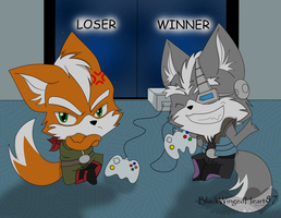 Sore loser by BlackWingedHeart87