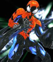 Spider-Man: The Battle Within by Sunburst-Super-Hero