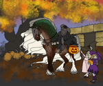 FoY: October Entry by DemiWolfe-Stables