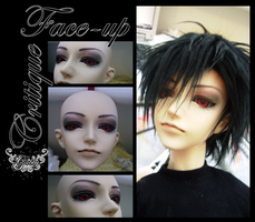 Gabriel Fourth Face-up: 02 by himenao