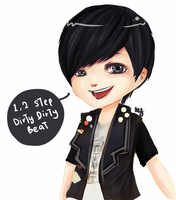 sungjae btob by megu-megu