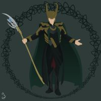 Art Trade - Loki by astarayel