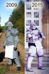 Cosplay Improvement - Alphonse Elric by Kaalii