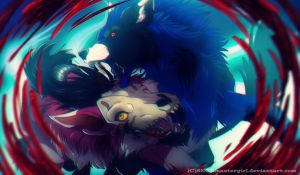 .:Gift:.Cold Blood by SEGAmastergirl