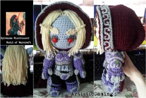 Sylvanas Windrunner - World of Warcraft by GamerKirei