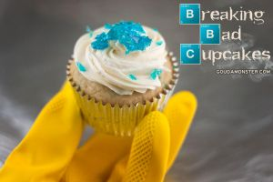 Breaking Bad Blue Meth Cupcakes by jezebel