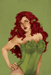 Poison Ivy | Pin Up by maayes