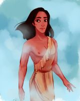 Pocahontas (Gender bender) by Ripushko