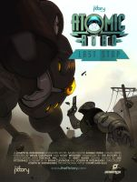 Atomic Robo Promo 2 by CLE2