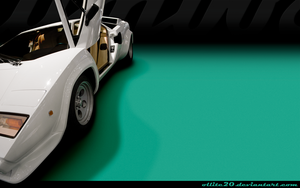Countach '88 by ollite20