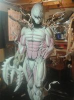carnage costume   build by mongrelman