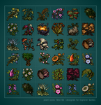 Plant icons by Saarl