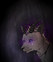 Mourn in the Rain... by ScrewyShiver