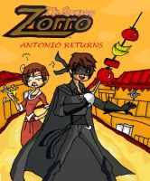 Zorrotalia : Antonio returns by VegaAltair