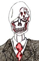 Creepypasta: Slenderman: under my skin by voodoclown