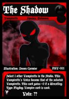 PBV - TCG - The Shadow by PlayboyVampire