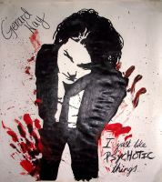 I Just Like Psychotic Things by SparkalingCyanide