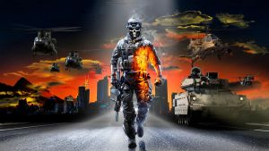 Battlefield 3 Am death by ChekoGB