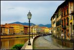 Italian waterfront by hesitation