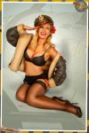 Pinups - Air Force Attraction by warbirdphotographer