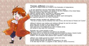 Thomas Jefferson 'Chara Info' by Naka-Mikana