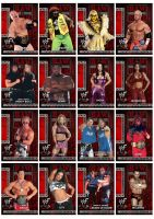 WWE Attitude Era Promo Cards Part 2 by Chirantha