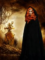 Autumn Witch by FairieGoodMother